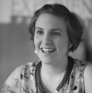 Lena Dunham. Photo courtesy of HBO.